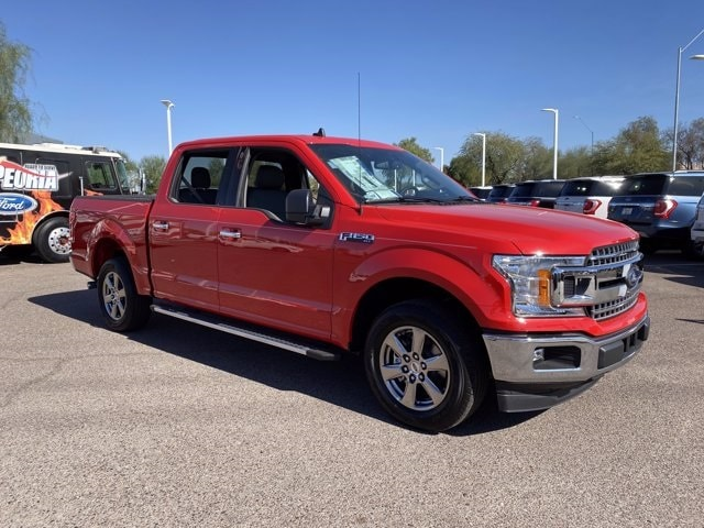 2020 Ford F-150 SuperCrew Cab 4x2, Pickup #LKF18169 - photo 1