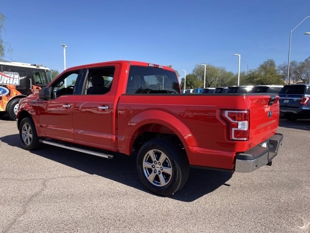 2020 Ford F-150 SuperCrew Cab 4x2, Pickup #LKF18169 - photo 7