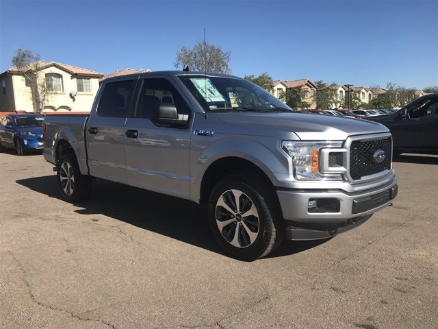 2020 Ford F-150 SuperCrew Cab 4x4, Pickup #LKF40103 - photo 1