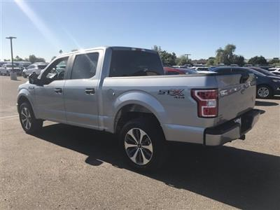 2020 Ford F-150 SuperCrew Cab 4x4, Pickup #LKF40103 - photo 3