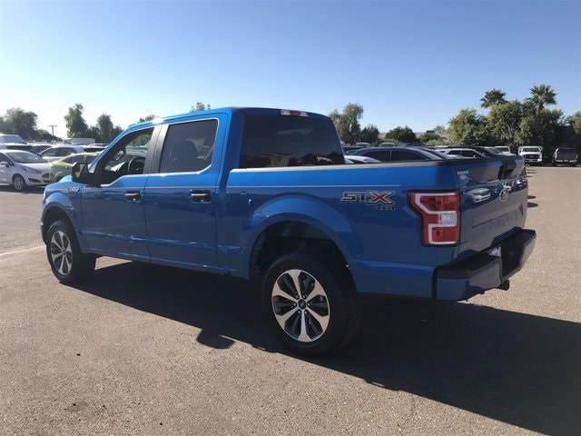 2020 Ford F-150 SuperCrew Cab 4x4, Pickup #LKF40105 - photo 3