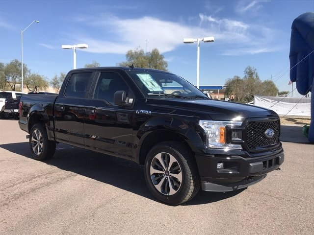 2020 Ford F-150 SuperCrew Cab 4x4, Pickup #LKF40108 - photo 1