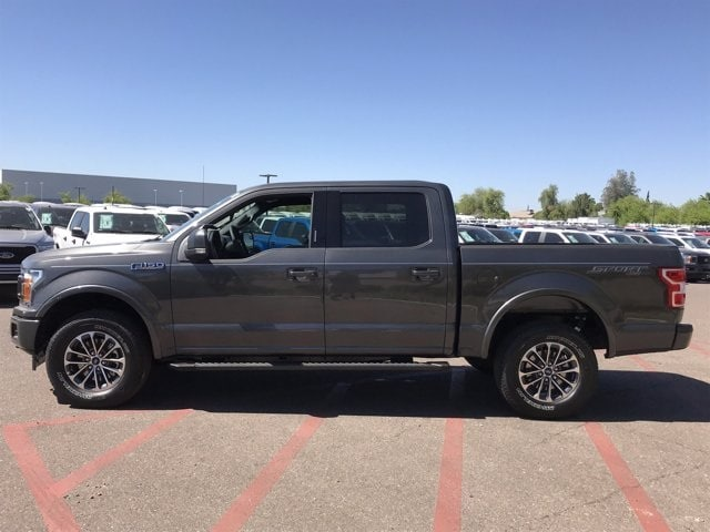2020 Ford F-150 SuperCrew Cab 4x4, Pickup #LKF40123 - photo 4