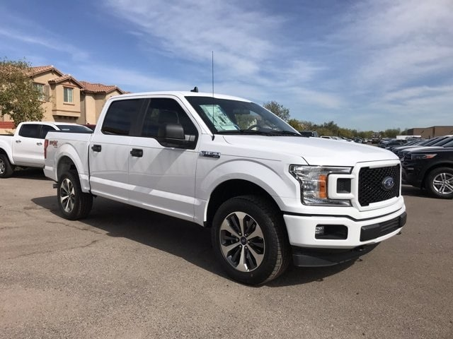 2020 Ford F-150 SuperCrew Cab 4x4, Pickup #LKF47484 - photo 1