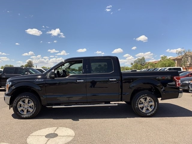 2020 Ford F-150 SuperCrew Cab 4x4, Pickup #LKF47500 - photo 4