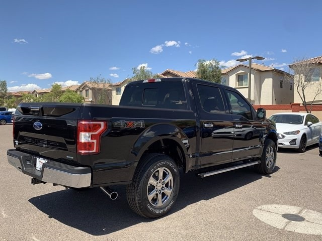 2020 Ford F-150 SuperCrew Cab 4x4, Pickup #LKF47500 - photo 2