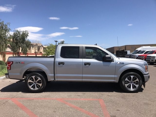 2020 Ford F-150 SuperCrew Cab 4x2, Pickup #LKF47522 - photo 3