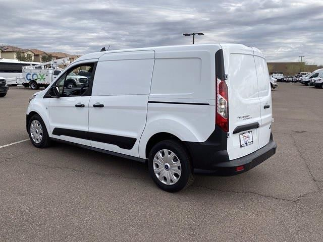 2021 Ford Transit Connect FWD, Empty Cargo Van #M1495088 - photo 7