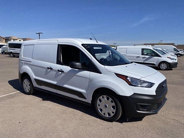 2021 Ford Transit Connect FWD, Empty Cargo Van #M1495096 - photo 1