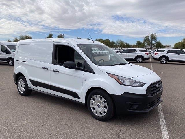 2021 Ford Transit Connect FWD, Empty Cargo Van #M1495098 - photo 1