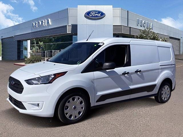 2021 Ford Transit Connect FWD, Empty Cargo Van #M1495834 - photo 1