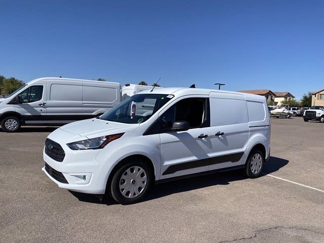 2021 Ford Transit Connect FWD, Empty Cargo Van #M1495834 - photo 3
