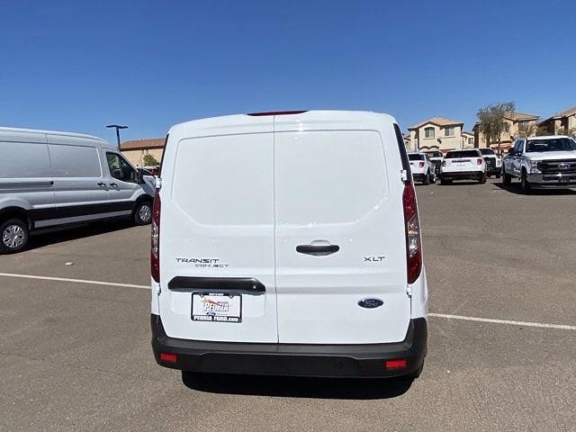 2021 Ford Transit Connect FWD, Empty Cargo Van #M1496291 - photo 9
