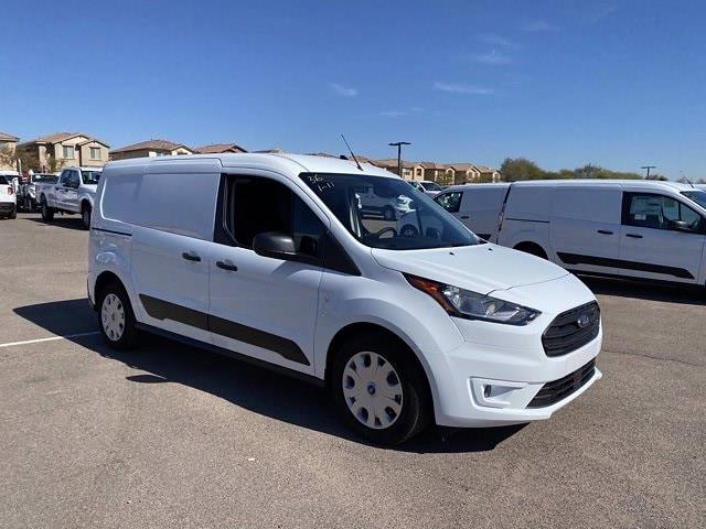 2021 Ford Transit Connect FWD, Empty Cargo Van #M1496291 - photo 1