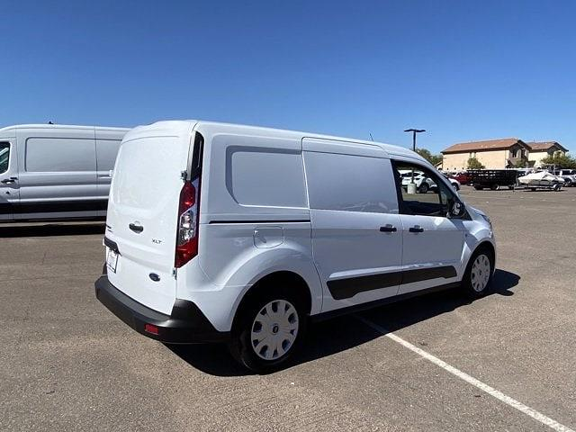 2021 Ford Transit Connect FWD, Empty Cargo Van #M1496291 - photo 8