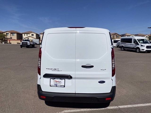 2021 Ford Transit Connect FWD, Empty Cargo Van #M1496296 - photo 9