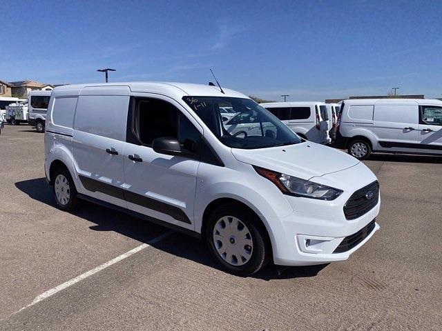 2021 Ford Transit Connect FWD, Empty Cargo Van #M1496296 - photo 1