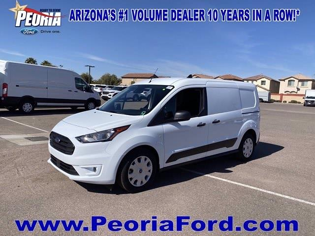 2021 Ford Transit Connect FWD, Empty Cargo Van #M1496299 - photo 24
