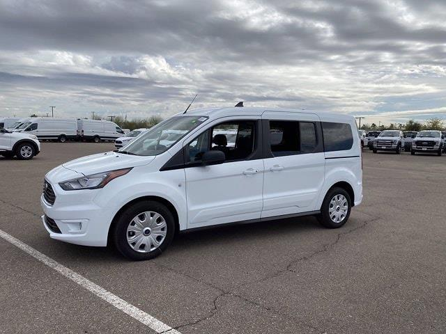2021 Ford Transit Connect FWD, Passenger Wagon #M1496305 - photo 3