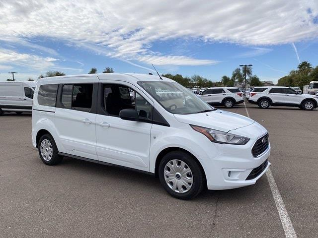 2021 Ford Transit Connect FWD, Passenger Wagon #M1496305 - photo 1