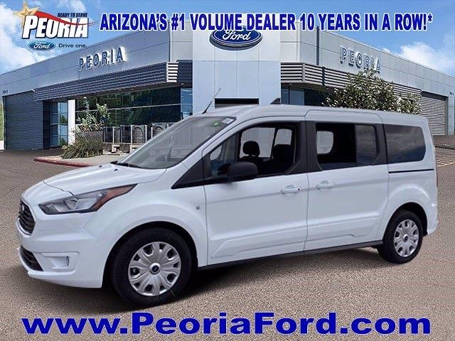 2021 Ford Transit Connect FWD, Passenger Wagon #M1499526 - photo 24