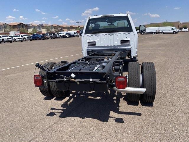 2021 Ford F-450 Regular Cab DRW 4x2, Scelzi Contractor Body #MDA00025 - photo 1