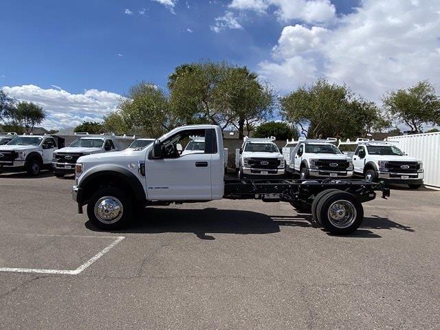 2021 Ford F-450 Regular Cab DRW 4x2, Cab Chassis #MDA04884 - photo 5