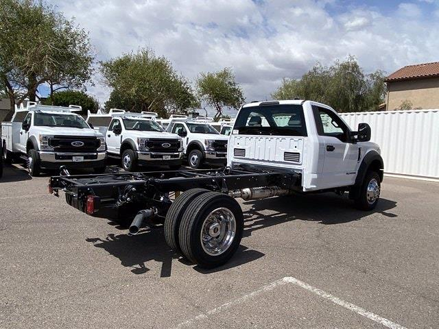 2021 Ford F-450 Regular Cab DRW 4x2, Cab Chassis #MDA04884 - photo 2