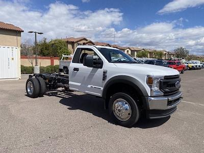 2021 Ford F-450 Regular Cab DRW 4x2, Cab Chassis #MDA04884 - photo 1