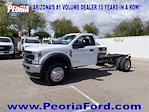 2021 Ford F-450 Regular Cab DRW 4x2, Cab Chassis #MDA04884 - photo 21