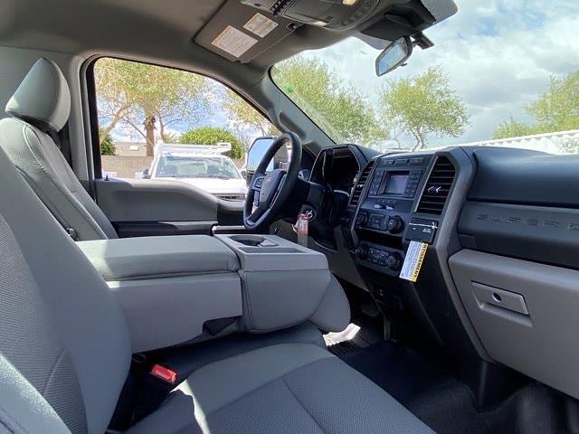 2021 Ford F-450 Regular Cab DRW 4x2, Cab Chassis #MDA04885 - photo 11