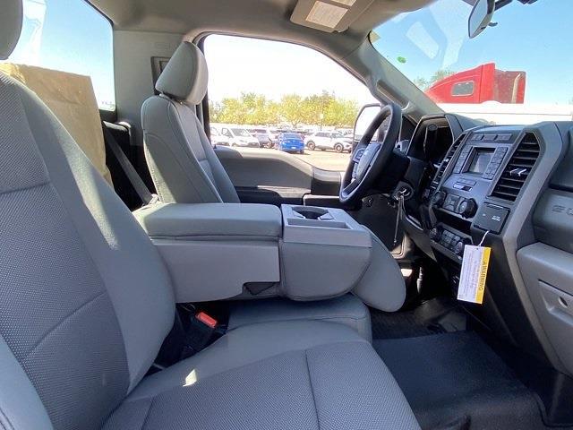 2021 Ford F-450 Regular Cab DRW 4x4, Cab Chassis #MDA04888 - photo 12