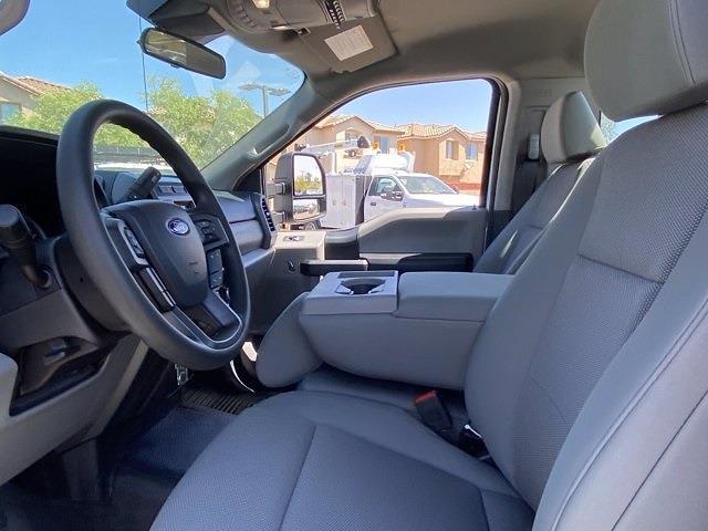 2021 Ford F-450 Regular Cab DRW 4x4, Cab Chassis #MDA04888 - photo 14