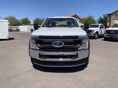 2021 Ford F-450 Regular Cab DRW 4x4, Cab Chassis #MDA04888 - photo 4