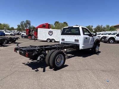 2021 Ford F-450 Regular Cab DRW 4x4, Cab Chassis #MDA04888 - photo 3