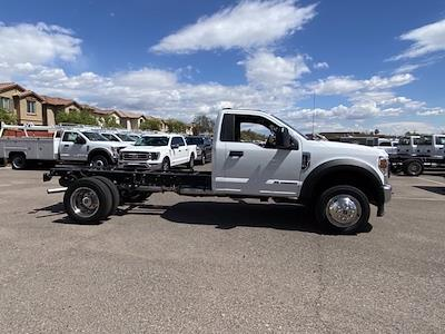 2021 Ford F-450 Regular Cab DRW 4x4, Cab Chassis #MDA04891 - photo 5