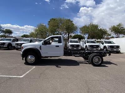 2021 Ford F-450 Regular Cab DRW 4x4, Cab Chassis #MDA04891 - photo 6