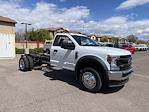 2021 Ford F-450 Regular Cab DRW 4x4, Cab Chassis #MDA04891 - photo 2