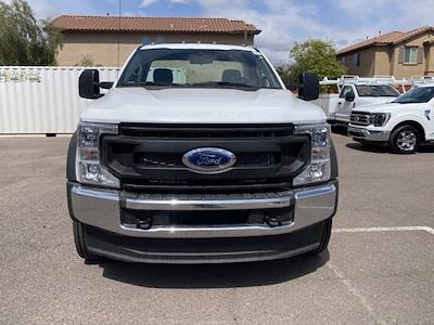 2021 Ford F-550 Regular Cab DRW 4x2, Cab Chassis #MDA04893 - photo 4