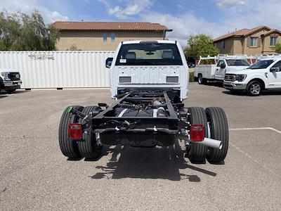 2021 Ford F-550 Regular Cab DRW 4x2, Cab Chassis #MDA04893 - photo 9