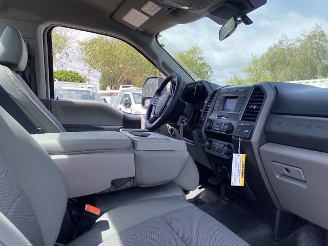 2021 Ford F-550 Regular Cab DRW 4x2, Cab Chassis #MDA04895 - photo 11