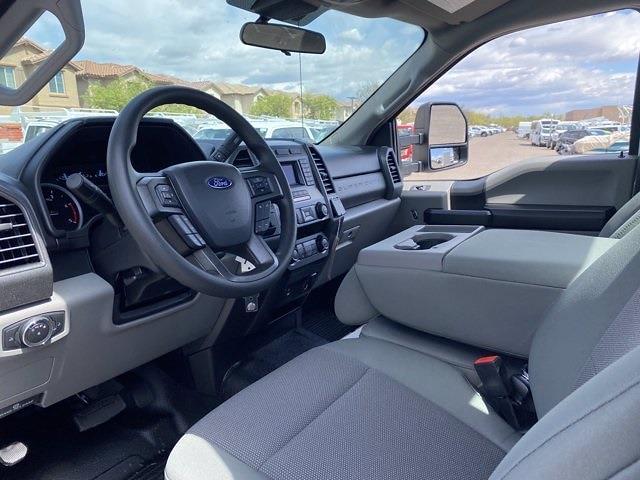 2021 Ford F-550 Regular Cab DRW 4x2, Cab Chassis #MDA04895 - photo 13