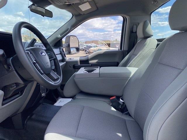 2021 Ford F-550 Regular Cab DRW 4x2, Cab Chassis #MDA04895 - photo 14