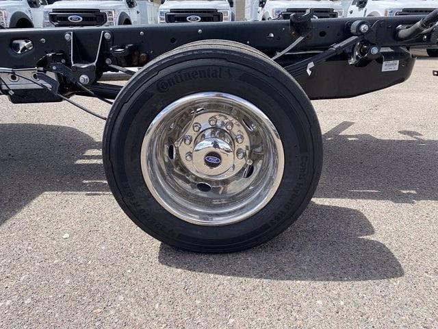 2021 Ford F-550 Regular Cab DRW 4x2, Cab Chassis #MDA04895 - photo 7