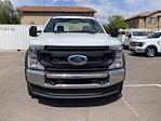 2021 Ford F-550 Regular Cab DRW 4x4, Cab Chassis #MDA04896 - photo 3