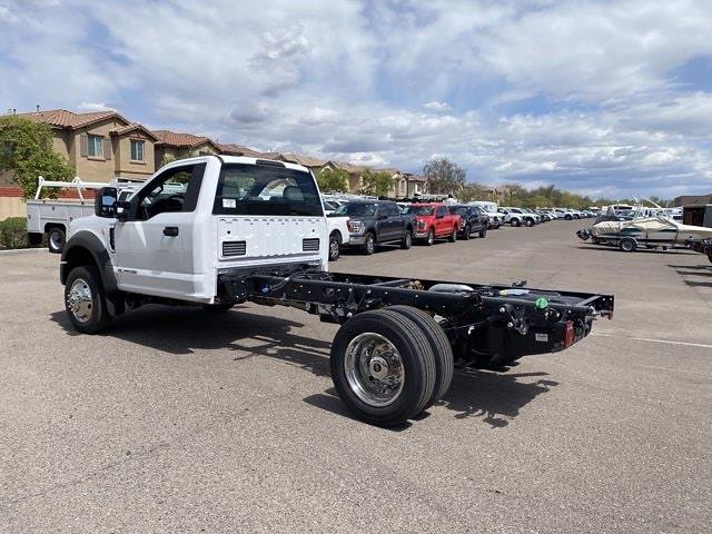 2021 Ford F-550 Regular Cab DRW 4x4, Cab Chassis #MDA04897 - photo 7