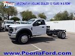 2021 Ford F-550 Regular Cab DRW 4x4, Cab Chassis #MDA04898 - photo 21