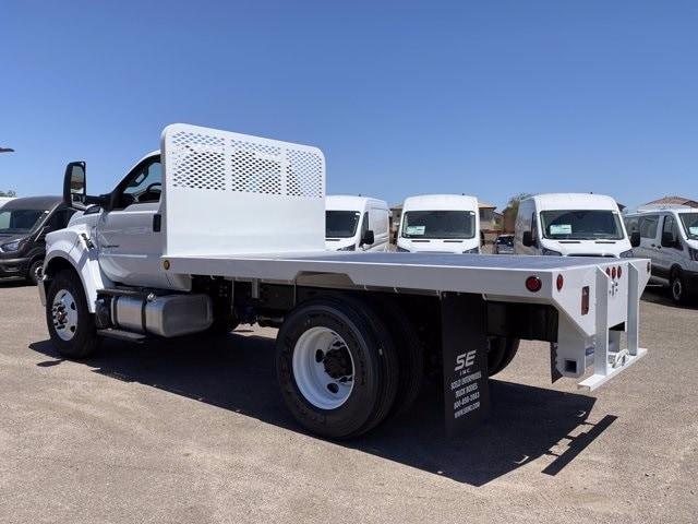 2021 Ford F-750 Regular Cab DRW RWD, Scelzi SFB Platform Body #MDF02640 - photo 7