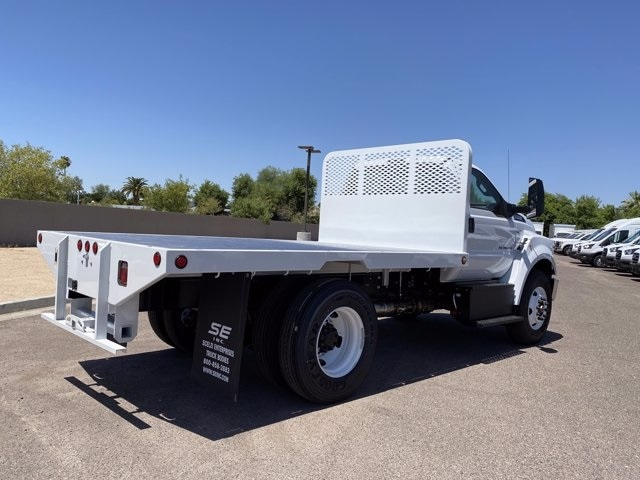 2021 Ford F-750 Regular Cab DRW RWD, Scelzi Platform Body #MDF02640 - photo 1