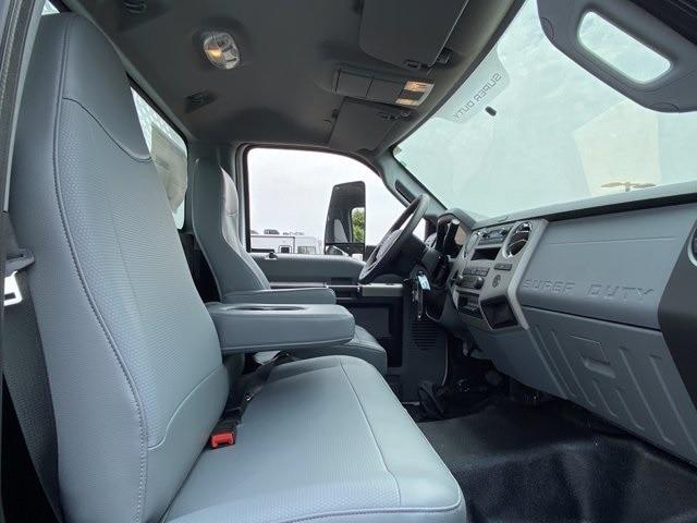 2021 Ford F-650 Regular Cab DRW RWD, Scelzi SFB Platform Body #MDF04857 - photo 10